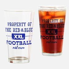 Property of Haiti Soccer Drinking Glass