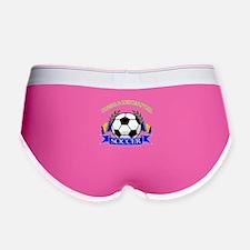Bosnia Herzegovina Soccer Designs Women's Boy Brie