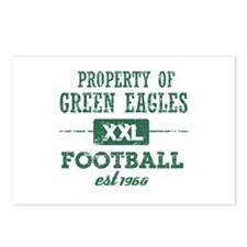 Property of Nigeria Soccer Postcards (Package of 8