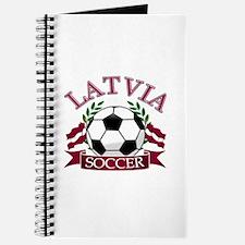 Latvia Soccer Designs Journal