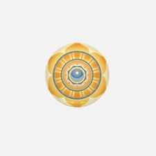 Sacral Chakra Mini Button