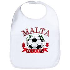 Malta Soccer Designs Bib