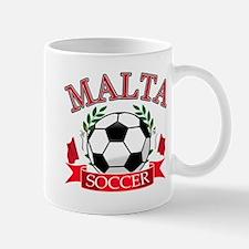 Malta Soccer Designs Mug