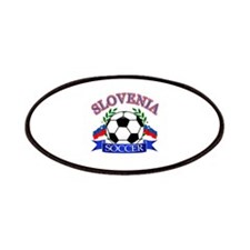 Slovenia Soccer Designs Patches