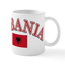 Albania Soccer Designs Mug