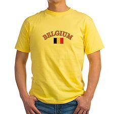 Belgium Soccer Designs T