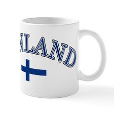 Finland Soccer Designs Mug