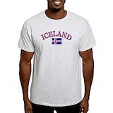 Iceland soccer Tops
