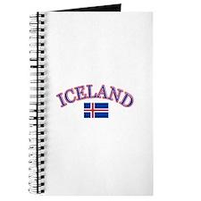Iceland Soccer Designs Journal