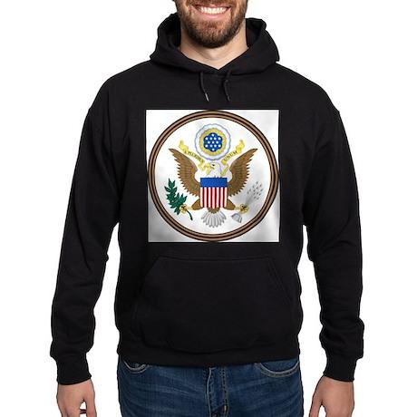 USA Seal Hoodie (dark)