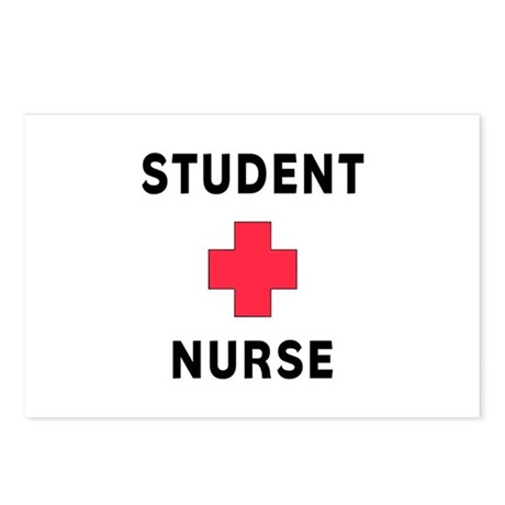 Student Nurse Postcards (Package of 8)