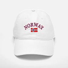 Norway Soccer Designs Baseball Baseball Cap