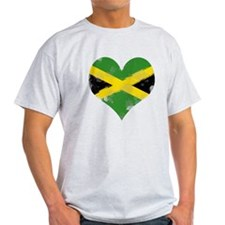 A Jamaican Heart T-Shirt