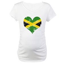 A Jamaican Heart Shirt