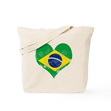 A Brazilian Heart Tote Bag