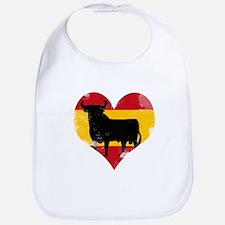 The Spanish Bull, El Toro de España Bib
