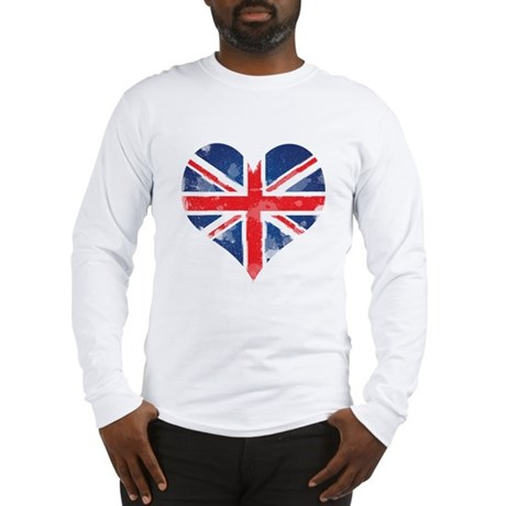 A British Heart Long Sleeve T-Shirt