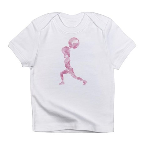 Watercolor Lift in Pink Infant T-Shirt