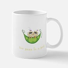 Two Peas in a Pod_Girl/Girl Mug