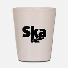 SKA Dancing Feet Shot Glass