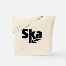 SKA Dancing Feet Tote Bag