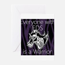 Everyone is a Warrior Greeting Cards (Pk of 10)