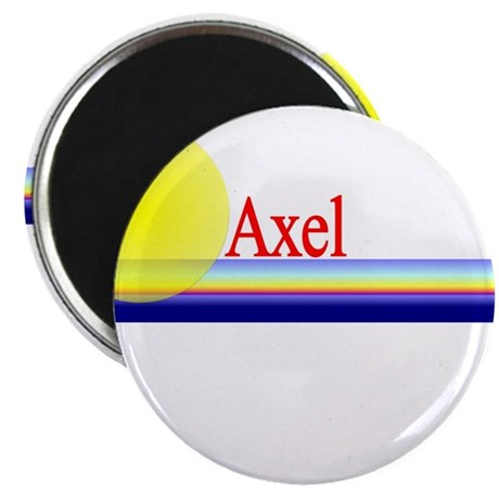 """Axel 2.25"""" Magnet (10 pack)"""