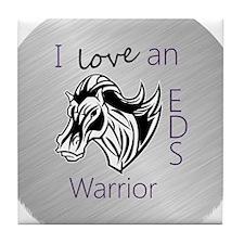 I love an EDS Warrior Tile Coaster
