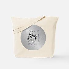I love an EDS Warrior Tote Bag