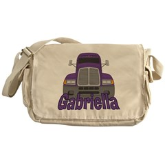 Trucker Gabriella Messenger Bag