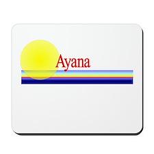 Ayana Mousepad