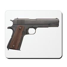 US 1911A1 Colt 45 Pistol Mousepad
