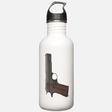 US 1911A1 Colt 45 Pistol Water Bottle