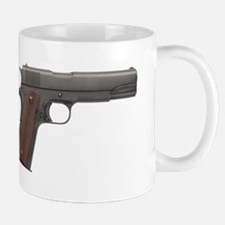 US 1911A1 Colt 45 Pistol Mug