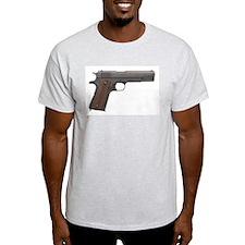US 1911A1 Colt 45 Pistol T-Shirt