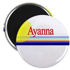 "Ayanna 2.25"" Magnet (10 pack)"