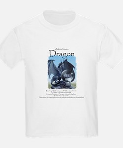 Advice from a Dragon T-Shirt