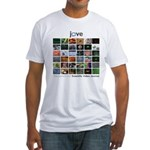 JoVE Articles Fitted T-Shirt