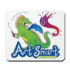 Dragon Artist Mousepad