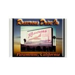 Rosecrans Drive-In Rectangle Magnet (100 pack)