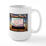 Rosecrans Drive-In Large Mug