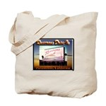 Rosecrans Drive-In Tote Bag