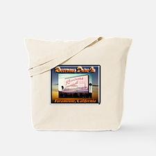Rosecrans Drive-In Tote Bag