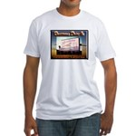 Rosecrans Drive-In Fitted T-Shirt