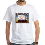 Rosecrans Drive-In White T-Shirt