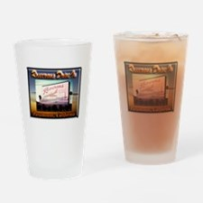 Rosecrans Drive-In Drinking Glass