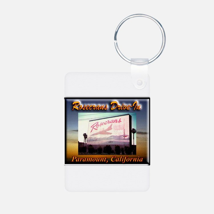 Rosecrans Drive-In Keychains