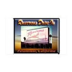 Rosecrans Drive-In 35x21 Wall Decal
