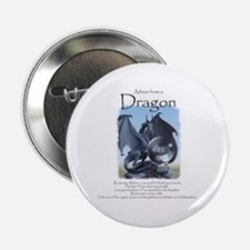 "Advice from a Dragon 2.25"" Button"