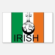 Irish Decal